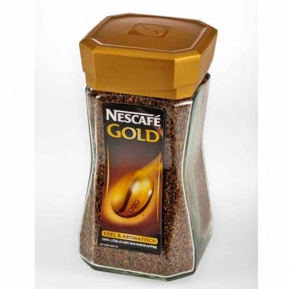 قهوه گلد بزرگ