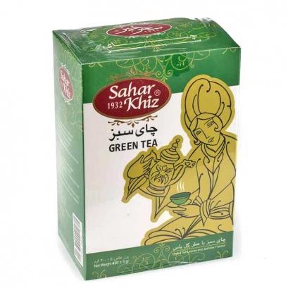 چای سبز با عطر یاس