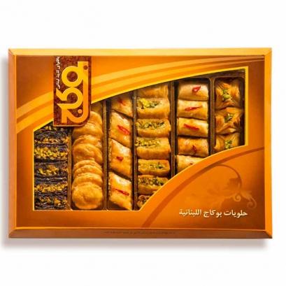 31 باقلوا لبنانی